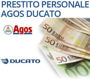 Prestiti Personali Agos Ducato