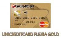 Carta di credito revolving Unicredit Flexia Gold