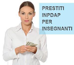 Prestiti INPDAP insegnanti