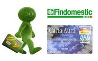 Carta Aura Findomestic