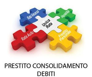 Prestito consolidamento debiti