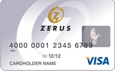 Carta revolving Zerus
