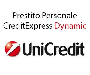 prestito creditexpress dynamic