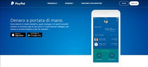 PayPal app donuload