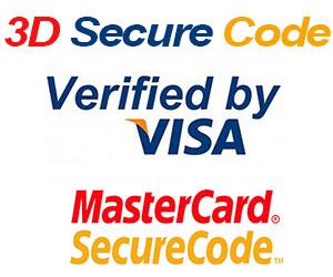 3d secure code
