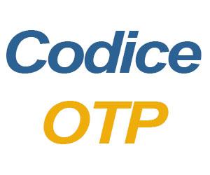 Codice di sicurezza OTP