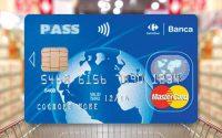 Carta Pass Mastercard Carrefour