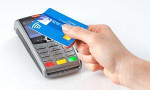 Carta di pagamento con tecnologia contactless