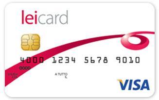 Carta Revolving LeiCard