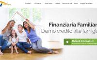 Finanziaria Familiare prestiti con cessione del quinto della pensione o dello stipendio