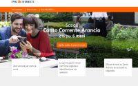 Conto deposito arancio interessi 2% vincolo 6 mesi