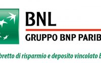 Logo Bnl - conto di deposito e libretto