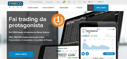 Fineco Web Trading
