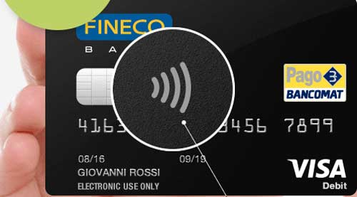 Fineco card