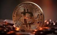 Rappresentazione grafica di un Bitcoin