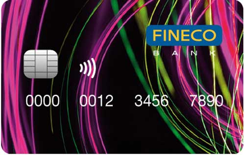 fineco card bancomat