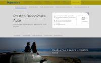 Prestito BancoPosta Auto: recensione ed opinioni