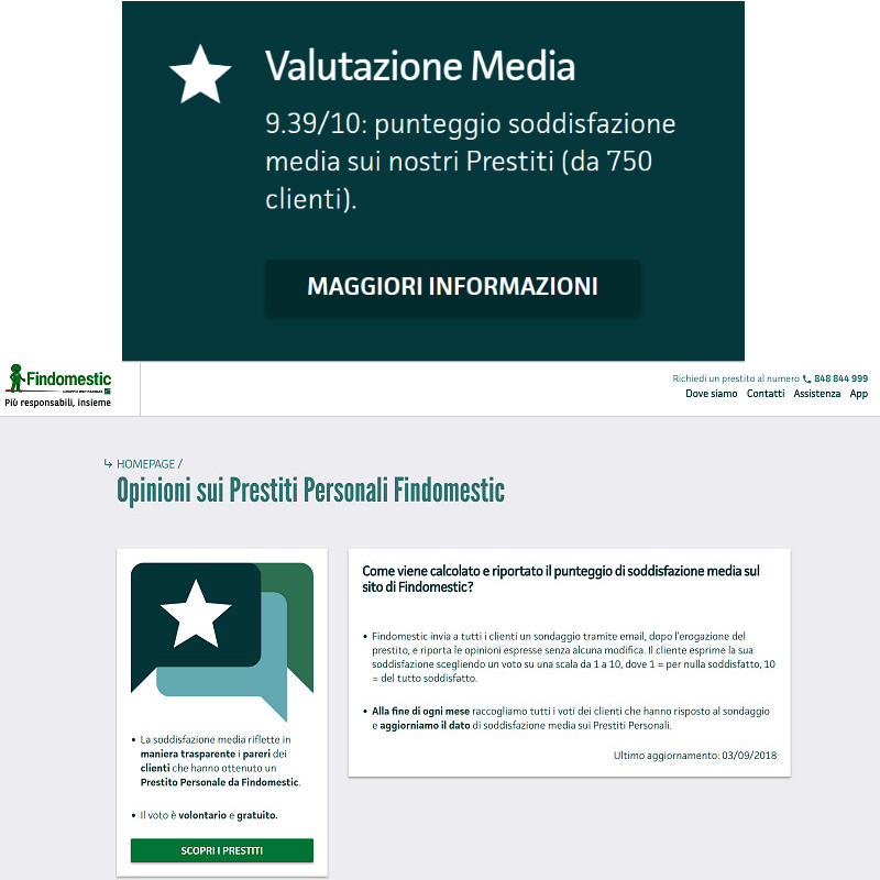 rating interno findomestic