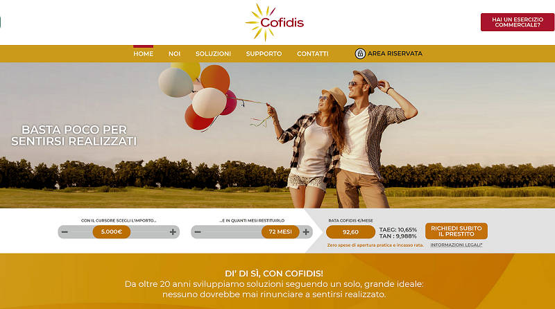 screencapture cofidis