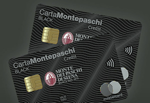 montepaschi carta unica black