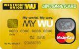 Carta prepagata My WU Lottomaticard