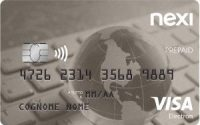 Carta prepagata Nexi Prepaid