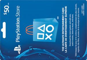 Carta prepagata Playstation