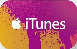 Itunes card - carta prepagata regalo