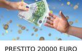 Guida al prestito da 20000 euro